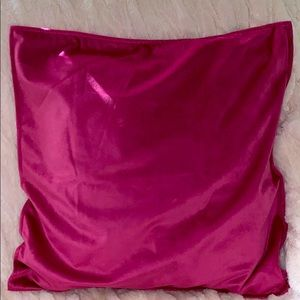 Other - Velvet throw pillow cover